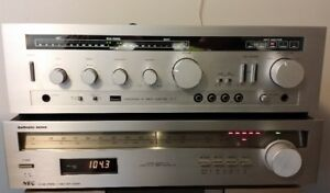 Home Stereo System Sansui NEC Energy