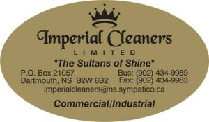 Full Time cleaners for the Halifax area
