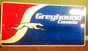 Greyhound - Sign
