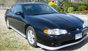 2002 Chevrolet Monte Carlo SS Limited Edition