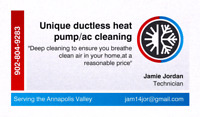 Ductless Heat Pump Deep Cleaning