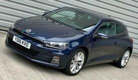 image for 2016 Volkswagen Scirocco 1.4 TSI BlueMotion Tech GT 3dr Hatchback Petrol Manual