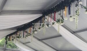 Ceiling draping & decorating Baulkham Hills The Hills District Preview