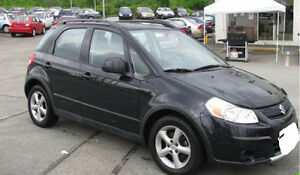 2007 Suzuki SX4 Hatchback. Good condition. Good on gas.