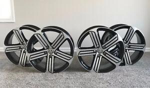 """VW 19"""" Cadiz Alloy Wheels"""