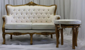 Wedding Furniture Rentals - Couches & Chairs