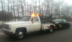 1 ton Chevy Tow Truck