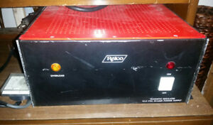 Ac/Dc Power Supply .13.8 Volts ,Power Supply !!! car audio P.S.