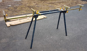 Mitre saw stand (chop saw stand)