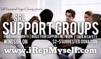 FREE Legal Support Groups - 3x Month!!