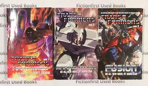 """Transformers Trilogy"""