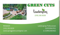 Need a spring clean up? New grass or flower bed? Contact us!