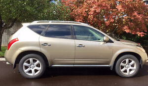 2007 Nissan Murano AWD SUV Great for upcoming  winter