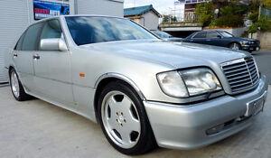 Rare Mercedes Benz S600L AMG
