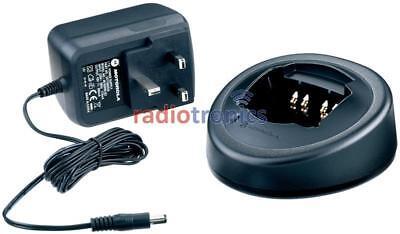 Genuine Motorola NNTN8274A DP2400, DP3400 & DP4400 Core (Round) Charger