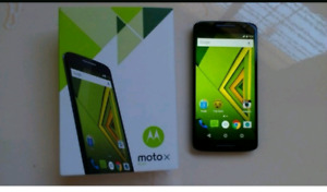Unlocked Moto X Play 16GB - 21MP Cam, Full HD 5.5 Screen $175OBO