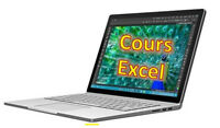 Creative courses with Excel axed on the Exercises (30$)