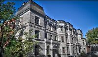 Renovated 31/2  & 41/2 Downtown/ Westmount