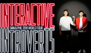 Interactive Introverts Tickets - July 17th @ The Sony Centre