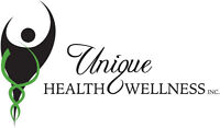 Massage Therapy at Unique Health & Wellness (Now Open on Sunday)
