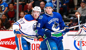 Selling At Cost Oilers vs Canucks Sunday April 9