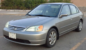 2003 Honda Civic LX Sedan Sell Fast