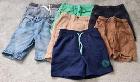 Boys small clothes bundle