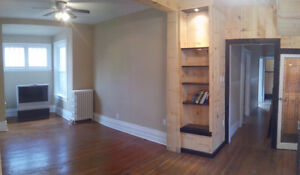 Updated Downtown 3 Bedroom apt. w Charm - Oct 1, 2016