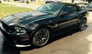 2012 Ford Mustang Shelby