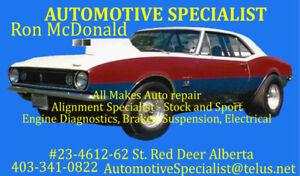 Automotive Specialist