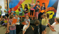 SUMMER THEATRE CAMP (Gr. 4-6) - St. Thomas