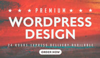 I will create wordpress website  for Your businesses