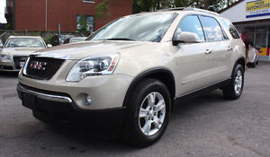 2010 GMC Acadia 8 SEATS***EXTRA CLEAN***ONE OWNER