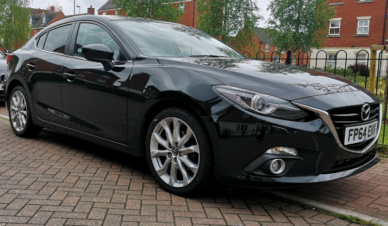 Mazda 3 | 2014 (64) | ANDROID AUTO | HEATED SEATS | 2 2L | GREAT CAR | in  Lichfield, Staffordshire | Gumtree