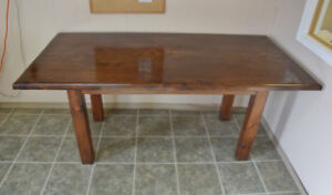 REDUCED HARVEST TABLE ONLY $325.00