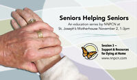 SUPPORT AND RESOURCES FOR DYING AT HOME