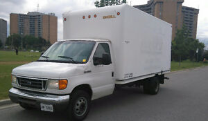 2006 Ford E-Series Van Truck