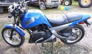 2006 Buell 500cc sport motorcycle by Harley Davidson