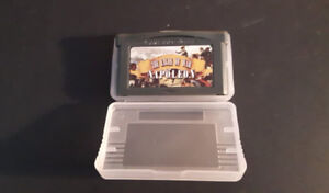 The eagle of War Napoleon sur Gameboy Advance GBA