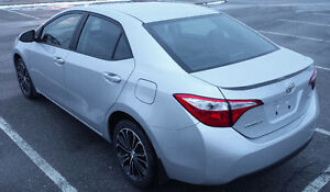 2016 TOYOTA COROLLA SPORT PLUS! CERTIFIED-ONLY 26K-BLUETOOTH-AUX