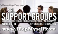 FREE Legal Support Groups - With/Without Lawyer!