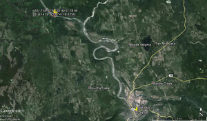 Placer Gold Claim- Fraser River, near Quesnel, BC - Q16 Prince George British Columbia image 4