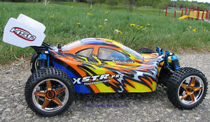 New RC Buggy/Car Brushless Electric PRO LIPO 4WD 2.4G Cornwall Ontario image 3