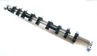 Gripper Bar Assembly For Heidelberg Gto 46 Heidelberg Parts Offset Printing