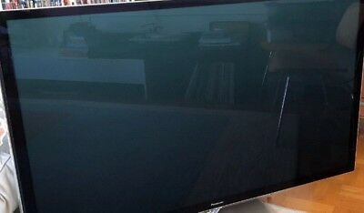 "Panasonic Viera TC-P55VT60 55"" Full 3D 1080p HD Plasma Internet TV"