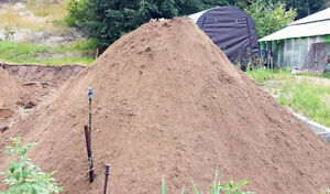 Screened Topsoil - Great for Gardens