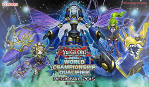 Yugioh Shaddoll Playmat replica (comes with carrying case)