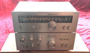 Vintage Kenwood KA-3500 Amplifier + KT-5300 Tuner