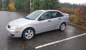 2005 Ford Focus SES ZX4 Sedan