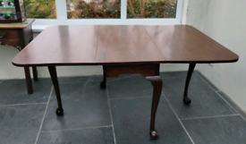 Georgian dining table.